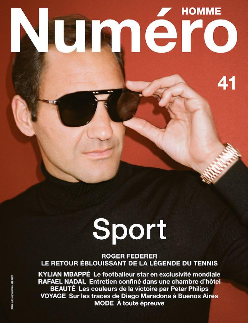 Numéro Homme France