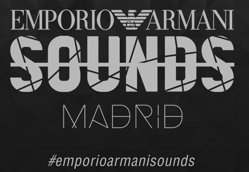 ALUNAGEORGE FOR EMPORIO ARMANI SOUNDS