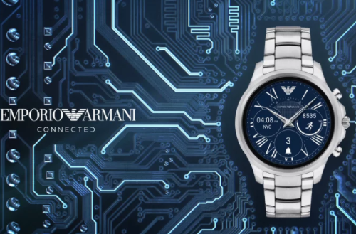 EMPORIO ARMANI CONNECTED – WATCH FACES