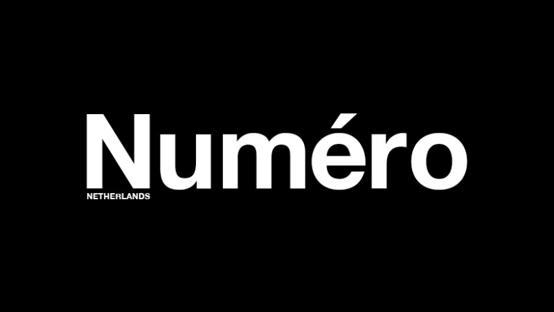 Numéro Netherlands – COMING IN SEPTEMBER