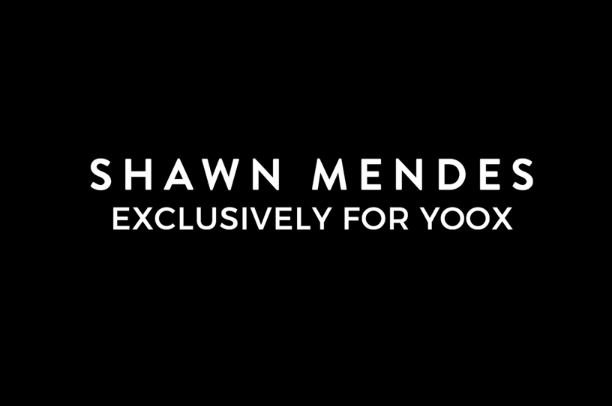 SHAWN MENDES EXCLUSIVELY FOR YOOX